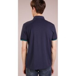 BOSS CASUAL PAXTO SLIM FIT Koszulka polo dark blue. Niebieskie koszulki polo BOSS Casual, m, z bawełny. Za 419,00 zł.