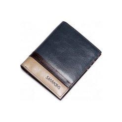 Portfele męskie: Sammons Krótki męski portfel Niebieski  (350179-06)