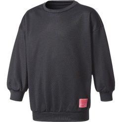 Adidas Originals EQT CREW Bluza black. Czarne bluzy dziewczęce adidas Originals, z materiału. W wyprzedaży za 134,25 zł.