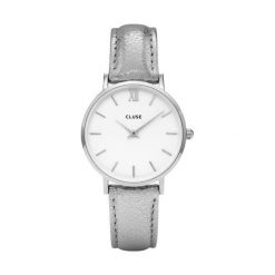 Zegarki damskie: Cluse Minuit CL30039 - Zobacz także Książki, muzyka, multimedia, zabawki, zegarki i wiele więcej