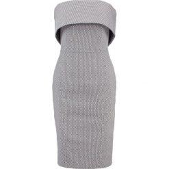 Sukienki hiszpanki: Karen Millen Sukienka etui black/white