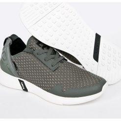 Levi's - Buty Sneaker. Brązowe buty skate męskie Levi's®, z gumy, na sznurówki. W wyprzedaży za 299,90 zł.