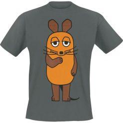 Die Sendung mit der Maus Maus T-Shirt szary. Szare t-shirty męskie Die Sendung mit der Maus, xl. Za 74,90 zł.
