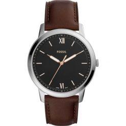 Fossil - Zegarek FS5464. Różowe zegarki męskie marki Fossil, szklane. Za 569,90 zł.