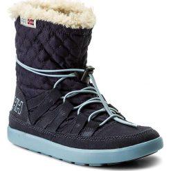 Śniegowce HELLY HANSEN - Harriet 109-89.580 Gtaphite Blue/Shadow Blue/Blue Dove/Natura. Niebieskie buty zimowe damskie marki Helly Hansen. W wyprzedaży za 299,00 zł.