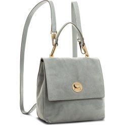Plecaki damskie: Plecak COCCINELLE – BD 1 Liya Suede E1 BD1 54 10 01 Iris 240