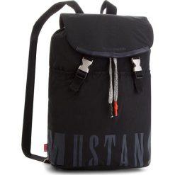 Plecak MUSTANG - El Paso 4100000027 Black 900. Czarne plecaki męskie Mustang, z materiału. W wyprzedaży za 209,00 zł.