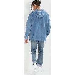 Kurtki męskie bomber: YOURTURN Kurtka jeansowa light blue denim