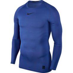 Odzież termoaktywna męska: koszulka termoaktywna męska NIKE PRO COMPRESSION TOP / 838077-480 – COMPRESSION TOP
