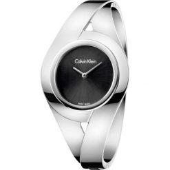 ZEGAREK CALVIN KLEIN Sensual K8E2M111. Czarne zegarki damskie marki Calvin Klein, szklane. Za 1219,00 zł.