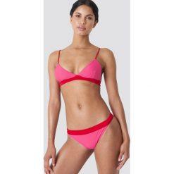 Stroje kąpielowe damskie: Twist & Tango Dół bikini LA – Pink