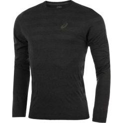 Koszulki sportowe męskie: koszulka do biegania męska ASICS SEAMLESS LONG SLEEVE TEE / 130299-0904