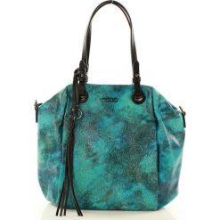 Torebki klasyczne damskie: NOBO Funkcjonalna torba miejska niebieski