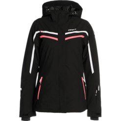 Icepeak NELLIS Kurtka snowboardowa black. Czarne kurtki sportowe damskie marki Icepeak, z materiału, narciarskie. W wyprzedaży za 439,20 zł.