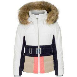 607d181e33e7a Kurtka narciarska POIVRE BLANC Biały|Multikolor. Białe kurtki dziewczęce  Poivre Blanc, w paski