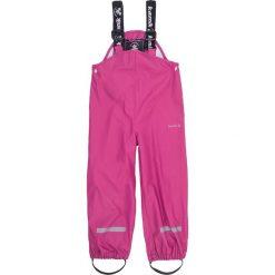 Spodnie niemowlęce: Spodnie przeciwdeszczowe w kolorze jasnoróżowym