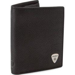 Duży Portfel Męski STRELLSON - Harrison 401001046 Black 900. Czarne portfele męskie Strellson, ze skóry. W wyprzedaży za 149,00 zł.