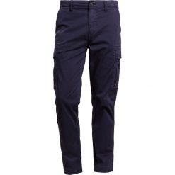 Odzież: BOSS CASUAL SEBAS Bojówki dark blue