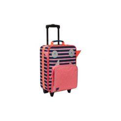 Lässig  4Kids Dziecięca walizka Little Monsters - Mad Mabel - różowy/pink. Czerwone walizki marki Lässig, z materiału. Za 195,00 zł.