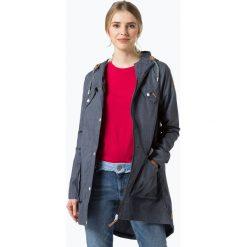 Odzież damska: Ragwear – Parka damska – Clancy, niebieski