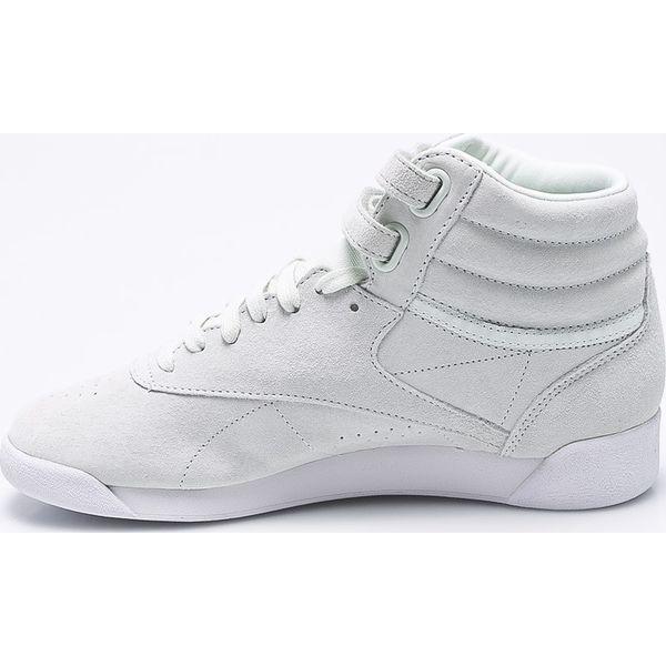 Reebok Classic Buty FS Hi Nbk Zielone obuwie sportowe