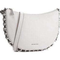 Torebka MICHAEL MICHAEL KORS - Piper 30S7SP1M2L Optic White. Białe listonoszki damskie MICHAEL Michael Kors, ze skóry, na ramię. W wyprzedaży za 1239,00 zł.