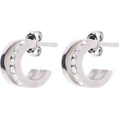 Kolczyki damskie: Dyrberg/Kern LOGUE  Kolczyki shiny silvercoloured