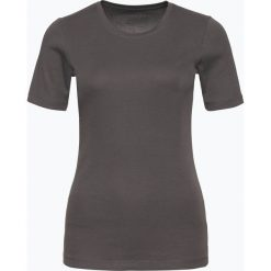 Brookshire - T-shirt damski, szary. Czarne t-shirty damskie marki brookshire, m, w paski, z dżerseju. Za 49,95 zł.