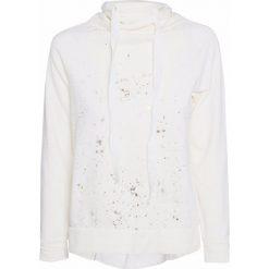 Bluzy rozpinane damskie: Bluza DEHA EXPRESSION Biały