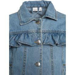 Name it NKFTEA  Kurtka jeansowa light blue denim. Szare kurtki chłopięce marki Name it, z materiału. Za 159,00 zł.