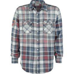 Koszule męskie na spinki: GoodYear Moberly Koszula niebieski