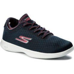 Buty SKECHERS - Dashing 14500/NVPK Navy/Pink. Szare buty do fitnessu damskie marki KALENJI, z gumy. W wyprzedaży za 179,00 zł.