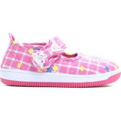 Buty sportowe dziewczęce: Różowe Tenisówki Tautly
