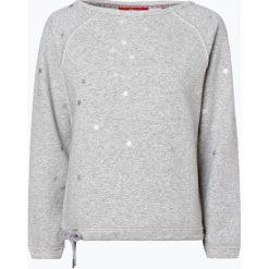 Bluzy damskie: s.Oliver Casual - Damska bluza nierozpinana, szary