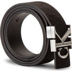 Paski damskie: Pasek Damski CALVIN KLEIN BLACK LABEL – J Monogram Leather B K60K604391  001