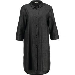 Sukienki hiszpanki: And Less KADOELEN Sukienka jeansowa black denim