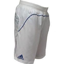 Adidas BV Short O94946. Białe spodenki i szorty męskie marki Adidas, z materiału. W wyprzedaży za 59,99 zł.
