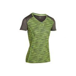 T-shirty damskie: T-Shirt Soft 500 khaki