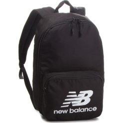 Plecak NEW BALANCE - Class Backpack NTBCBPK8 Black. Czarne plecaki damskie New Balance, z materiału, sportowe. Za 99,99 zł.