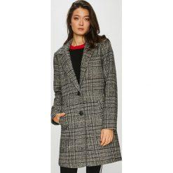 Jacqueline de Yong - Płaszcz Equinox. Szare płaszcze damskie marki Jacqueline de Yong, l, z poliesteru, klasyczne. Za 259,90 zł.