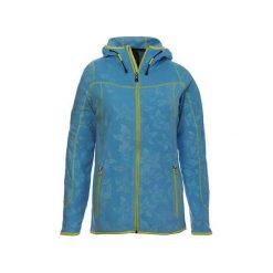 Bluzy damskie: KILLTEC Bluza damska Agda niebiesko-zielona r.50 (26490D)