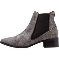 Botki damskie lity: Maruti FYNN Ankle boot grey/black