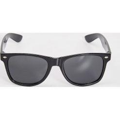 Okulary przeciwsłoneczne - Czarny. Szare okulary przeciwsłoneczne damskie lenonki marki ORAO. Za 9,99 zł.