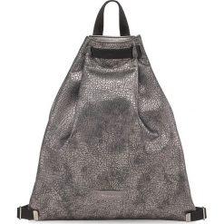 """Plecaki damskie: Plecak """"Matilda"""" w kolorze szarym – 35 x 40 x 1 cm"""