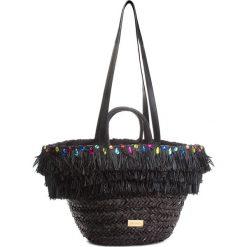 Torebka GIOSEPPO - 44870  Black. Czarne torby plażowe Gioseppo, z tworzywa sztucznego. W wyprzedaży za 179,00 zł.