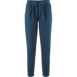 Spodnie dresowe damskie: Spodnie dresowe bonprix ciemnoniebieski