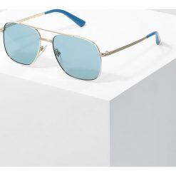 VOGUE Eyewear GIGI HADID Okulary przeciwsłoneczne blue. Niebieskie okulary przeciwsłoneczne damskie aviatory VOGUE Eyewear. Za 579,00 zł.