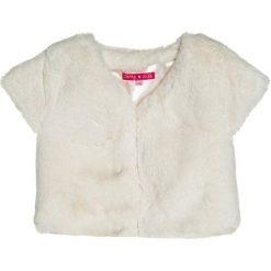 Derhy ADELE Żakiet ecru. Białe kurtki dziewczęce marki Derhy, z materiału. W wyprzedaży za 159,20 zł.