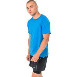 Hi-tec Koszulka męska New Mirro Blue/Blue r. M. Niebieskie koszulki sportowe męskie Hi-tec, m. Za 47,12 zł.