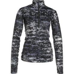 Nike Performance Koszulka sportowa black/(white). Czarne topy sportowe damskie Nike Performance, s, z elastanu, z długim rękawem. W wyprzedaży za 143,40 zł.